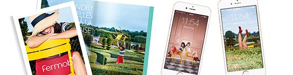 Nouveau catalogue Fermob et des fonds d'écran à télécharger